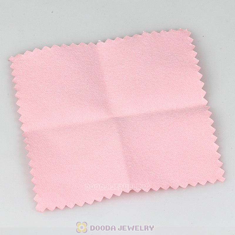 Anti Tarnish Silver Polishing Cloth For Silver Jewelry Wholesale