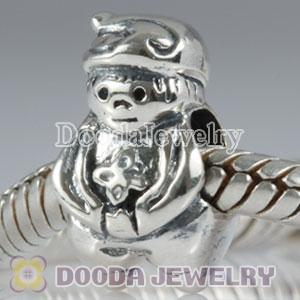 European Style Happy Little Elf Silver Beads