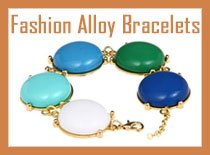 Fashion Alloy Bracelets