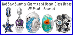 2017 summer charm beads