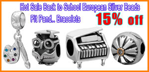 back to school beads