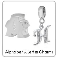 letter charms